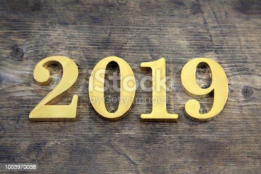 istock New year 2019 1053970038