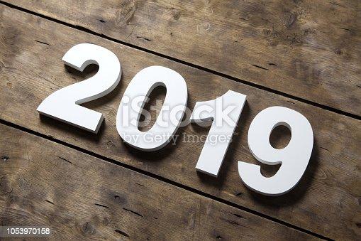 istock New year 2019 1053970158