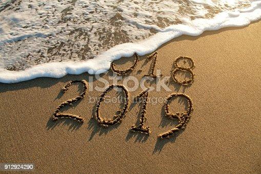 istock New year 2019 912924290