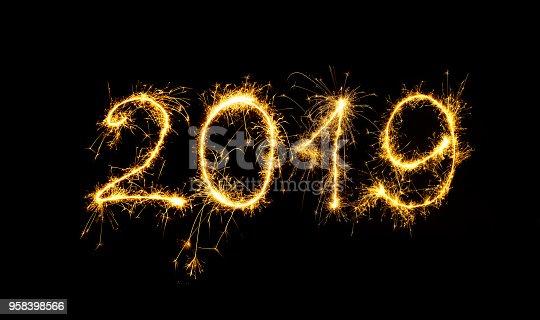istock New Year 2019 958398566