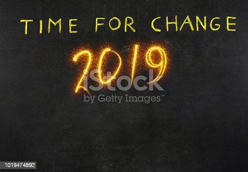942417132istockphoto New Year 2019 planning 1019474892