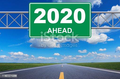 istock New year 2020 ahead 1182221039