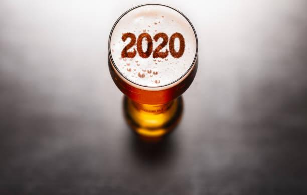 Neujahr 2020 Bier – Foto