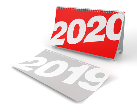 istock New Year 2020 Calendar 1168257976