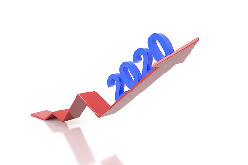 istock New Year 2020 Creative Design Concept 1176052084