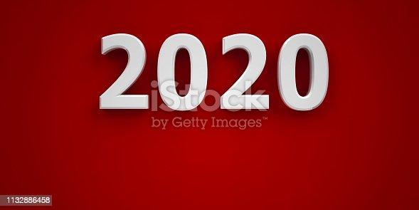 istock New year 2020 1132886458