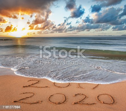 istock New year 2020 replacing 2019 1181277594