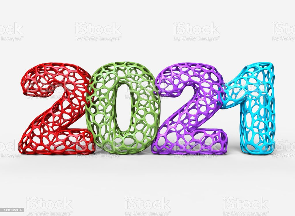 New Year 2021 Stock Photo - Download Image Now - iStock