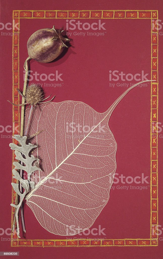 New Year and Christmas background royalty-free stock photo
