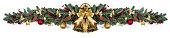 istock New Year and Christmas border design 1278938469