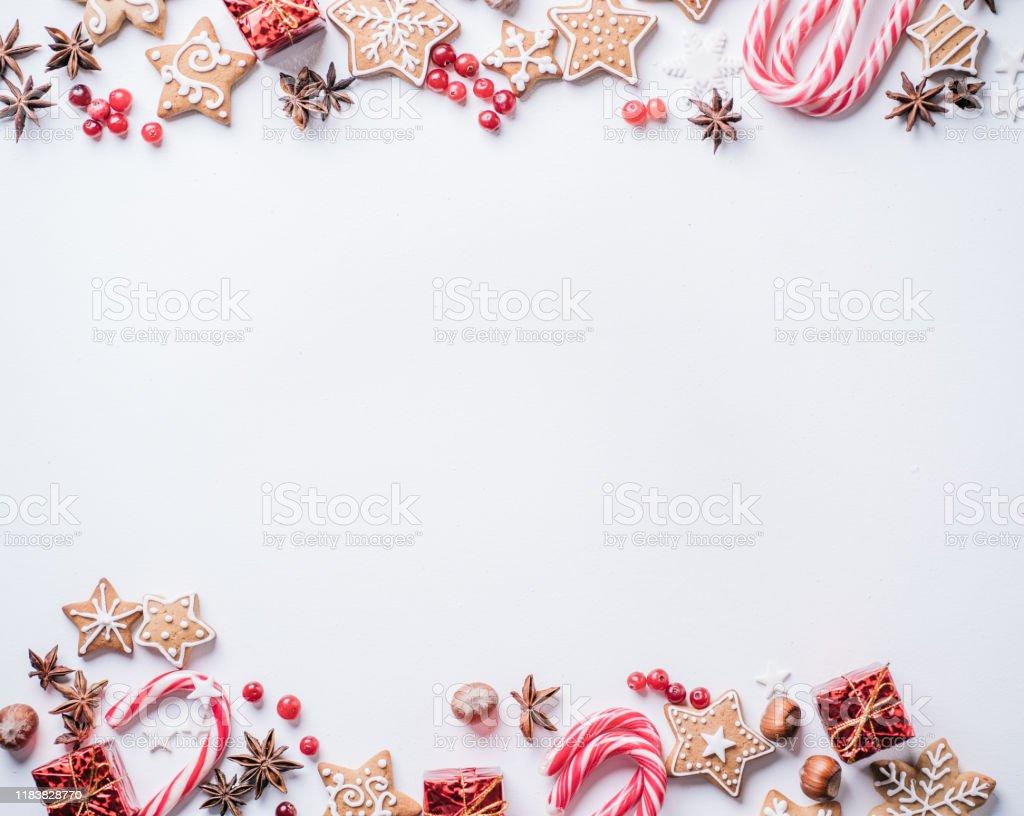 Año Nuevo y Navidad tarjeta postal - Foto de stock de 2020 libre de derechos