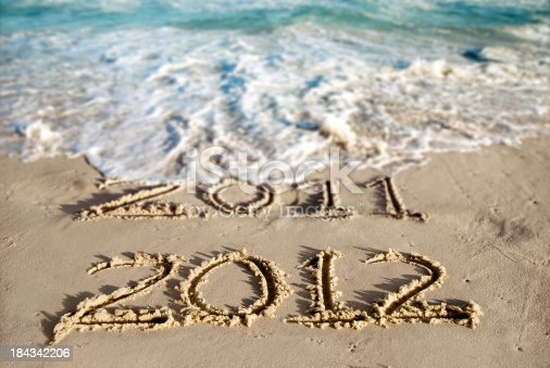 istock New Year at the Beach 2012 184342206