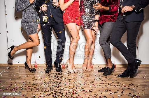 istock New year celebration 1058566040