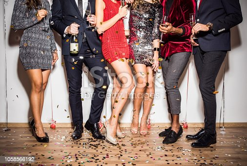 istock New year celebration 1058566192