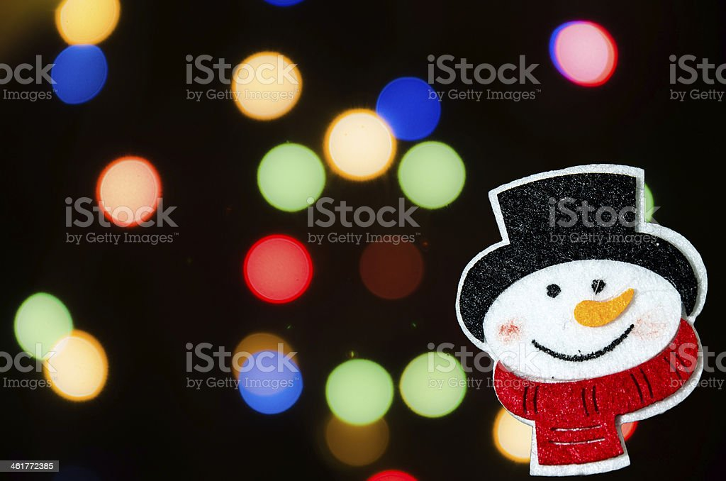 New Year Christmas 2014 royalty-free stock photo
