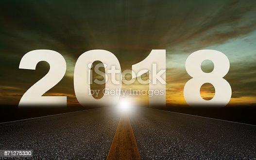 istock New Year Concept 871275330