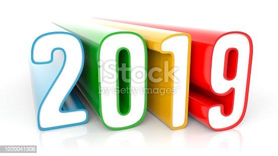istock 2019 New Year Consept 1020041306