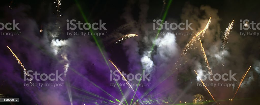 New Year, Event, Entertainment, Festival... royalty-free stock photo