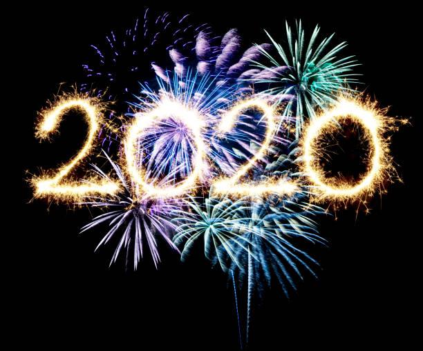 Silvesterfeuerwerk 2020 – Foto