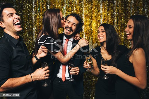497317250 istock photo New year party 495479390