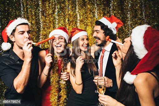 497317250 istock photo New year party 495479524