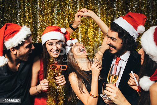 497317250 istock photo New year party 495666082