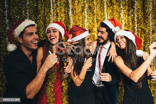 497317250 istock photo New year party 495935086