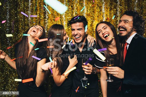 497317250 istock photo New year party 496417610