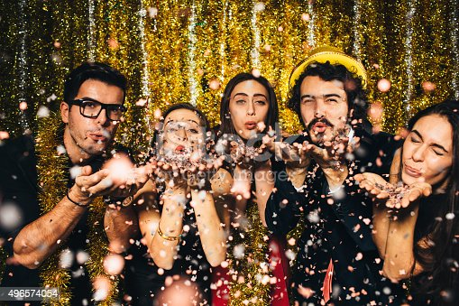 497317250 istock photo New year party 496574054