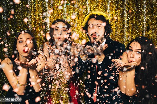 497317250 istock photo New year party 496949422