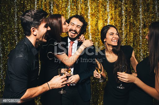 497317250 istock photo New year party 497035200