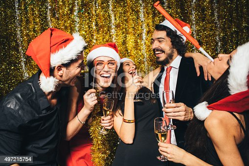 497317250 istock photo New year party 497215754
