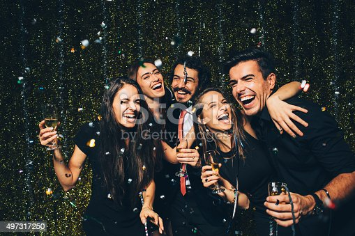 istock New year party 497317250