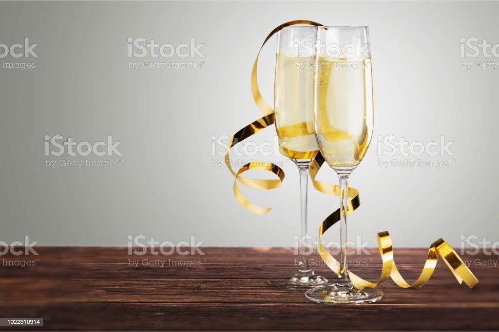 New year. stock photo