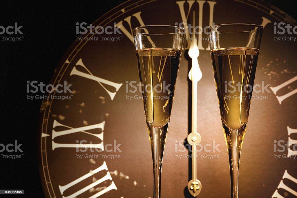 new year royalty-free stock photo
