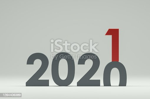 From 2020 to 2021, Christmas, New year, Countdown,  beginnings, calendar