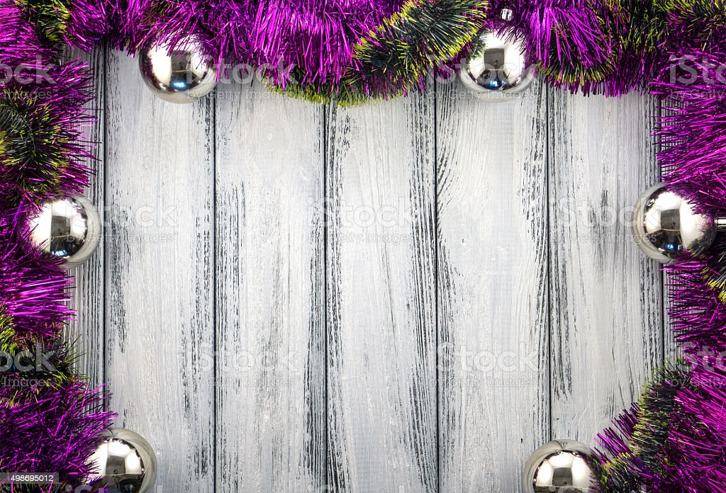 new year theme christmas tree pink and green decoration royalty free stock photo