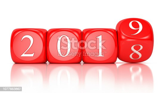 968874704istockphoto New year Transition concept. 1077663862