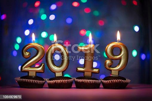 1066508880 istock photo New Years 2019 1054929970