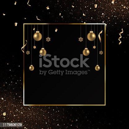 istock New Year's 2020 Background 1179806129