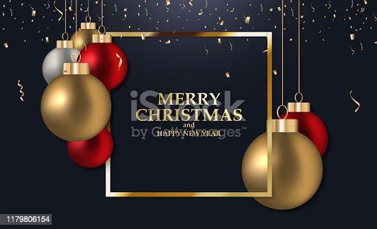 istock New Year's 2020 Background 1179806154