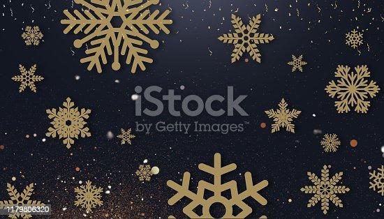 istock New Year's 2020 Background 1179806320