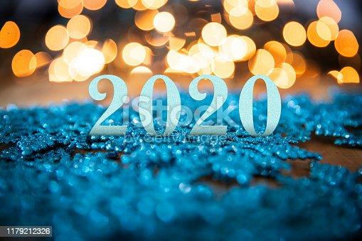 istock 2020 New Years Celebration 1179212326