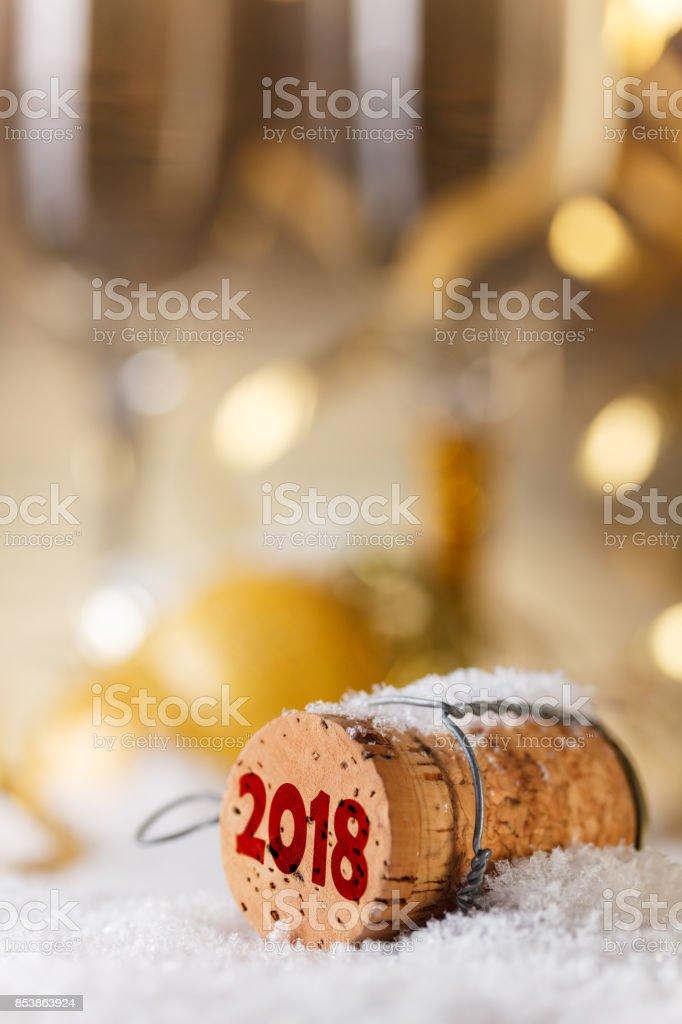 concept de la nouvelle année - Photo