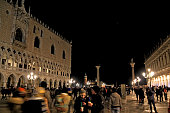 istock New Year's Eve celebrations at the Piazzetta di San Marco in Venice, Italy 1013774604