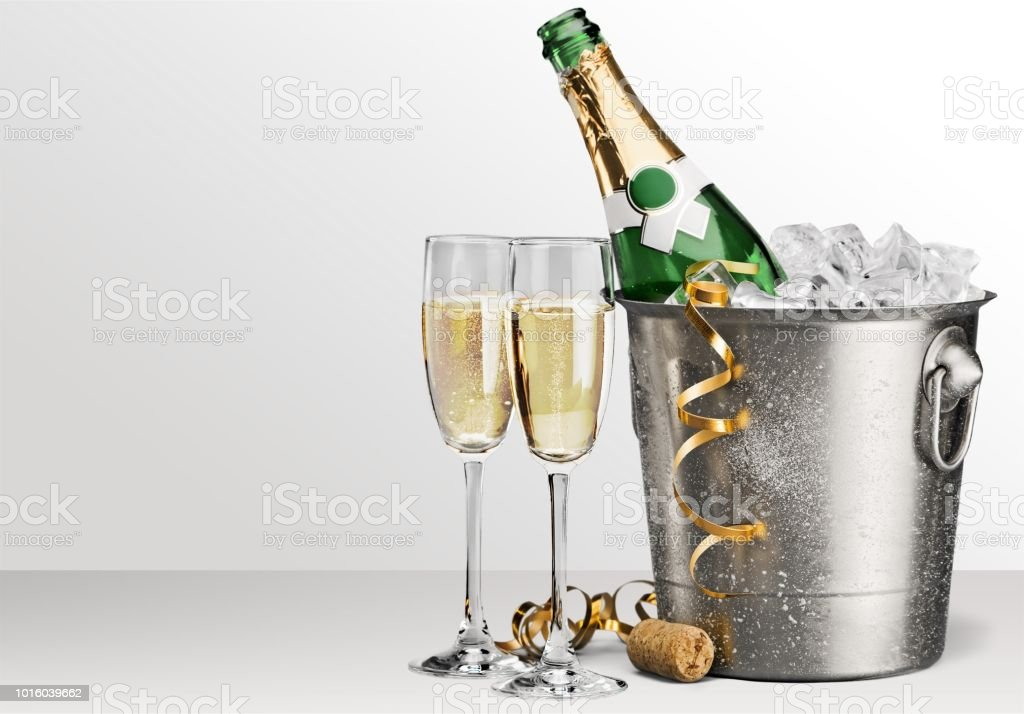New year's eve. stock photo