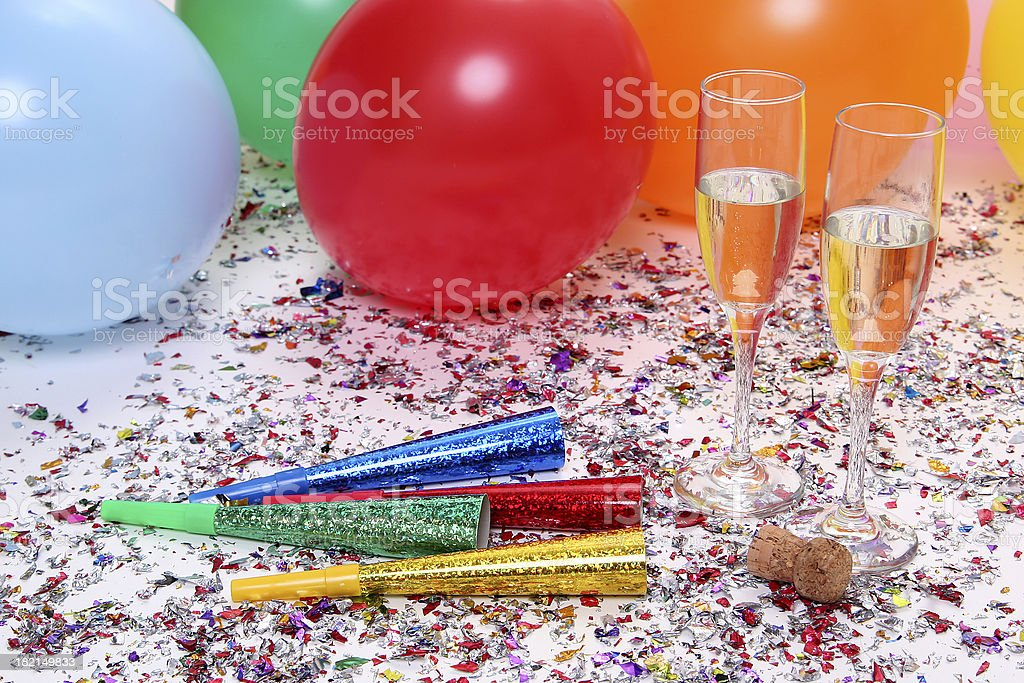 New Years Eve. royalty-free stock photo