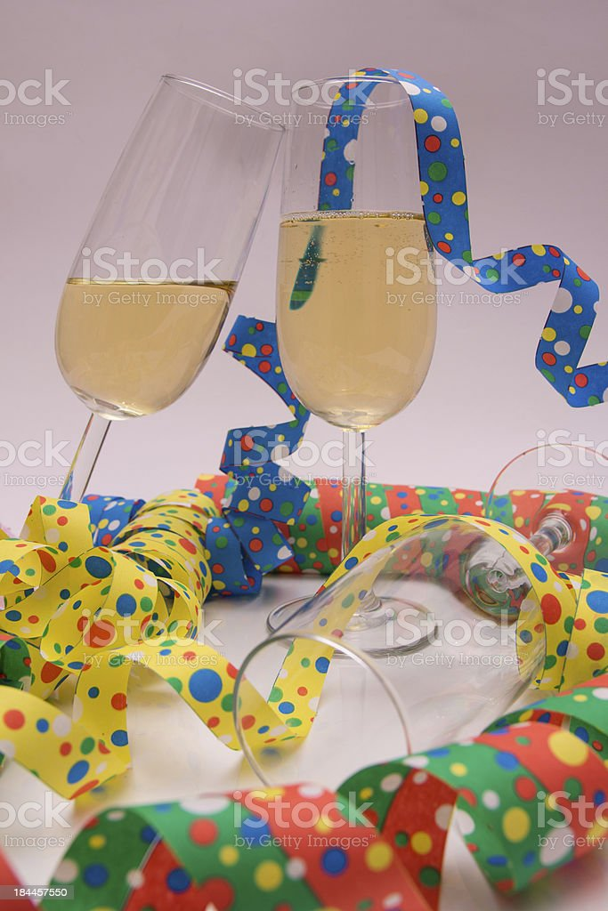 New Year's Eve royalty-free stock photo