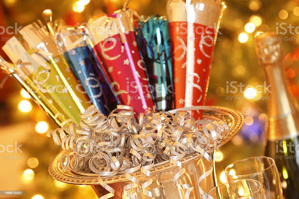 New Years Eve royalty-free stock photo