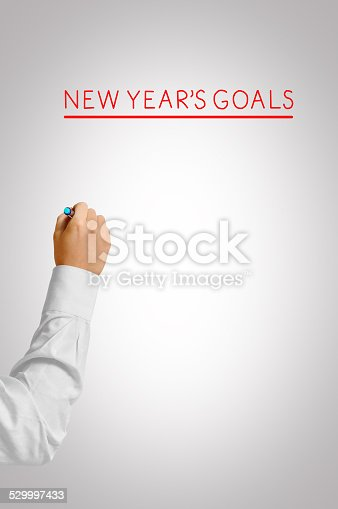 New Year's Goals